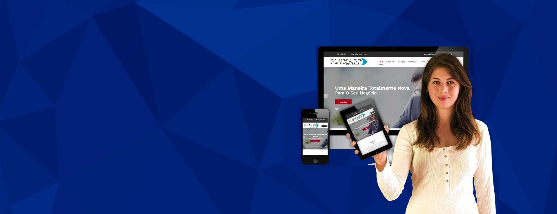 Site e Loja Virtual para todos os tipos de Negócios